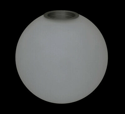 Mid Century Threaded 6 inch Round Lamp Shade to fit Max Bill & E.R Nele Lamps