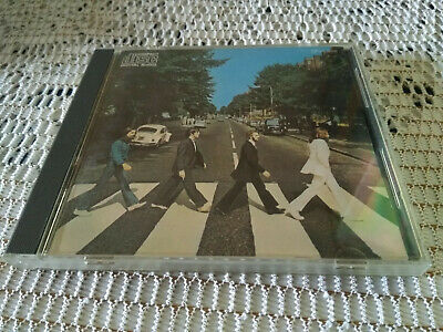 BEATLES Abbey Road CD Japan CP35-3016