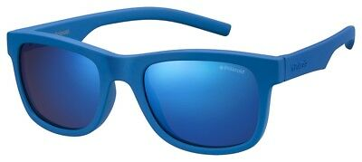 Occhiali da sole Sunglasses Polaroid PLD 8020 ZDI KIDS POLARIZZATO INDEFORMABILE