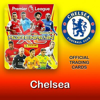 Panini Adrenalyn XL 2019-2020: Chelsea cards. Premier League. NEW