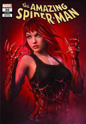 Amazing Spiderman 30 Shannon Maer Mary Jane Carnage-Ized Variant  Pre-Sale 9/25