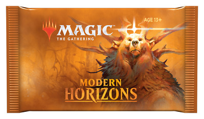 Modern Horizons Booster Pack MTG Magic The Gathering Factory Sealed