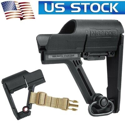 HECKLER & KOCH Hk416 Mr556 Hk417 Mr762 Buttstock Ribbon