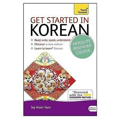 Get Started in Korean with Audio CD: A Teach Yourself Program (Teach Yourself La