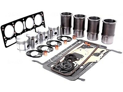 ENGINE OVERHAUL KIT FITS MASSEY FERGUSON TED20 WITH 85mm BORE.
