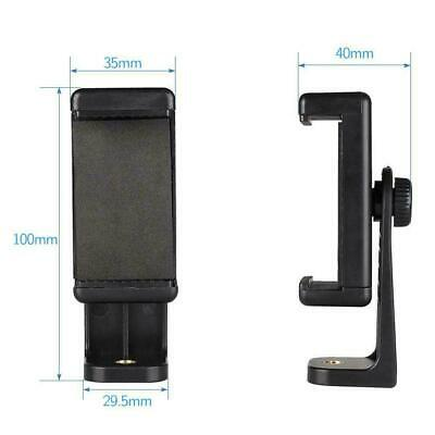 Smartphone Tripod Adapter Cell Phone Holder Mount For Camera Phone New Univ D9X9