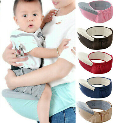 Baby Carrier Waist Stool Walkers Kids Sling Hold Belt Backpack Infant Hip Seat
