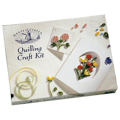 House of Crafts Start A Craft Quilling Kit