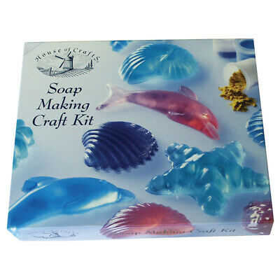 House of Crafts Soap Making Craft Kit