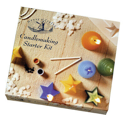 House of Crafts Candlemaking Starter Kit