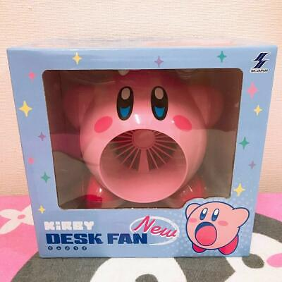 New Kirby of the stars Fan USB Type Desk Fan Table top Taito SK JAPAN F/S
