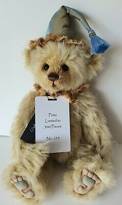 Charlie Bears Pinto - Isabelle Lee Collection - Ltd Edt 233/300 - Mohair - 2019
