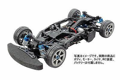 Tamiya 1/10 Electric RC Car Series 636 TA07 PRO Chassis Kit On Road NEW F/S