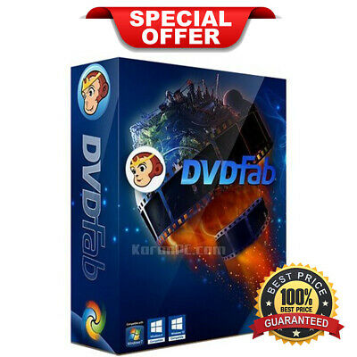 DVDFab 11   Official Download   Lifetime License (INSTANT DELIVERY)