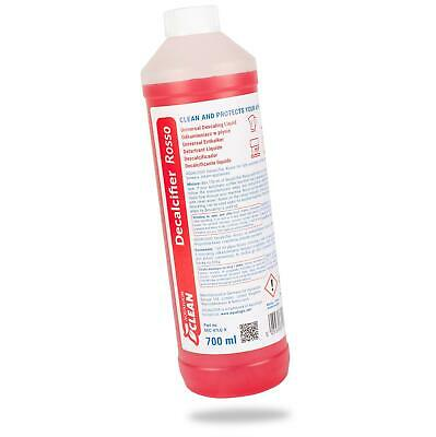 Rouge Détartant Liquide pour Machine à Café Saeco , Delonghi, Philips 700ml