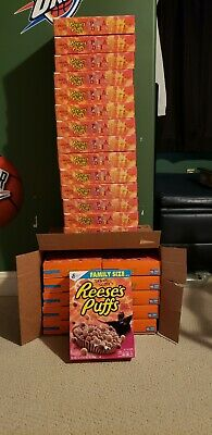 🔥Rare Limited Edition Travis Scott Reese's Puffs Cereal NEW SEALED
