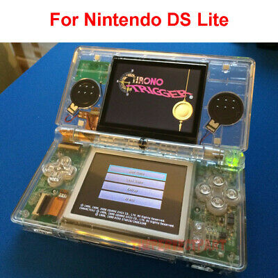OEM Full Replacement Housing Shell Screen Lens Clear For Nintendo DS Lite NDSL