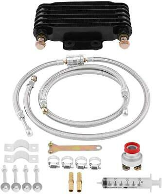 GY6 STRORE OIL COOLER KIT FOR SCOOTERS WITH 150cc 172cc 189cc 204cc GY6 MOTORS