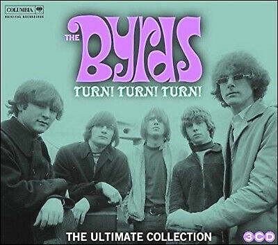 THE BYRDS * 48 Greatest Hits * NEW 3-CD BoxSet * All Orig Songs * Turn Turn Turn