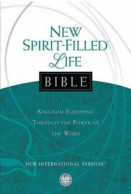 New Spirit Filled Life Bible  Kingdom Equipping Through the Power of