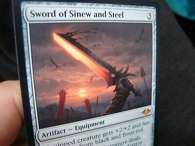 Sword of Sinew And Steel x1 Modern Horizons