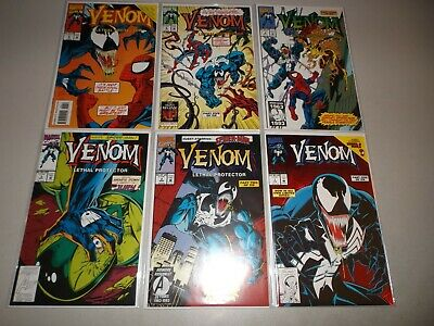 Venom: Lethal Protector #1-6  VF/NM (Lot of 6) 1st Scream 1 2 3 4 5 6 Spider-Man