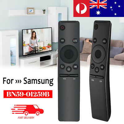 IR Remote Control for Smart Samsung LED 4K UHD TV BN59-01259B 01260A 01270A