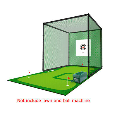 Golf Indoor Practice Net Outdoor Golf Hitting Practice Net