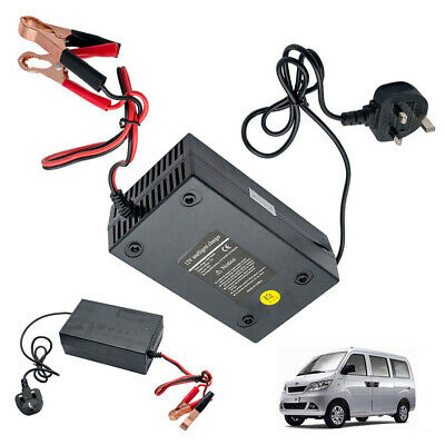 12V 20A Connect and Forget Leisure Battery Charger for Motorhome Boat Caravan UK
