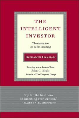 Intelligent Investor : The Classic Text On Value Investing, Hardcover by Grah...