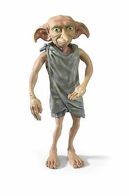 "Harry Potter Bendable Dobby 7"" Magical Creature Wizarding World Noble Collection"