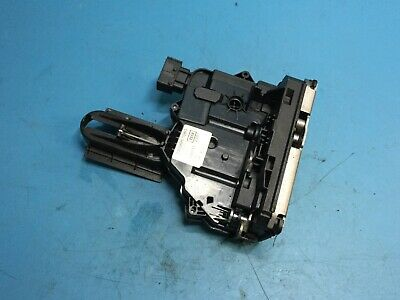 2010 Peugeot Bipper Rear Boot Trunk Lock Mechanism 1358967080