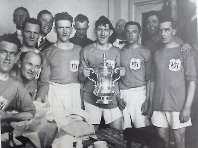 Cardiff City 1927 FA Cup Winners picture