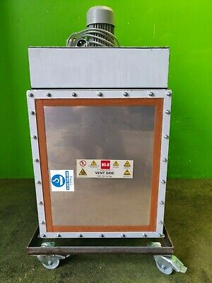 Dust and Fume Extraction Unit 230v 400v Siemens