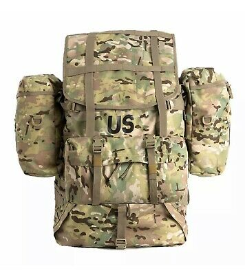 NEW!! Akmax.cn US Multicam Military Molle II Rucksack Backpack Assembly Large