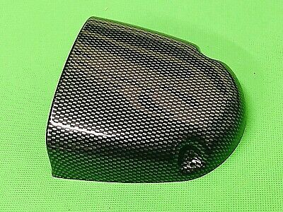 Lambretta Carbon Fibre Air Intake Scoop