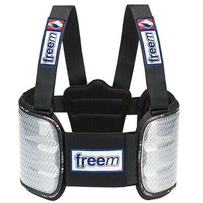 FreeM Karting Rib Protector | Brave Aluminum, made 100% in Italy | Size 2 Kart