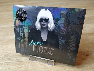Atomic Blonde Kimchidvd Exclusive #69 Fullslip 4K + Blu-ray Steelbook New Sealed