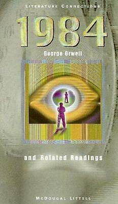 1984 : And Related Readings  (ExLib, NoDust) by George Orwell