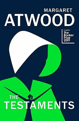 The Testaments: Sequel to The Handmaid's Tale adult Book Margaret Atwood