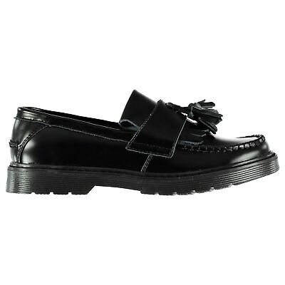 Kangol Upton Shoes Juniors Girls Black Box Kids Footwwear
