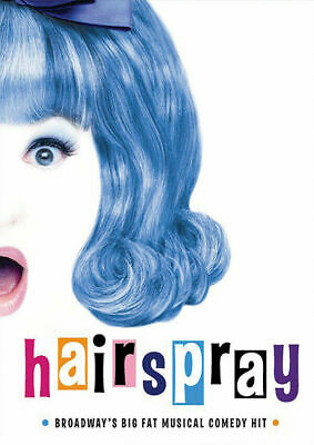Hairspray  musical theatre  A4 260gsm Poster
