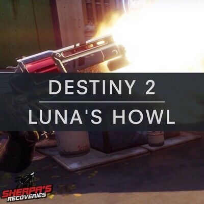 Destiny 2 Luna's Howl Quest 24 Hour Delivery! (PC) Xbox & Ps4 With Cross Save!