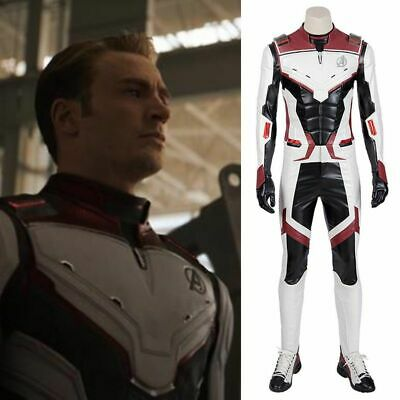 Halloween Avengers 4 Endgame Cosplay Costume Jumpsuit Fancy Dress Party Sets