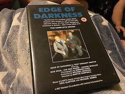 Edge Of Darkness  The Complete Series 1986 bbc original region o troy kennedy