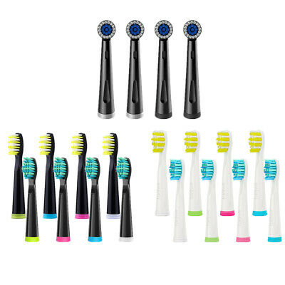 Fairywill Electric Toothbrush Replacement Heads for 507 508 917 959 2205 2209