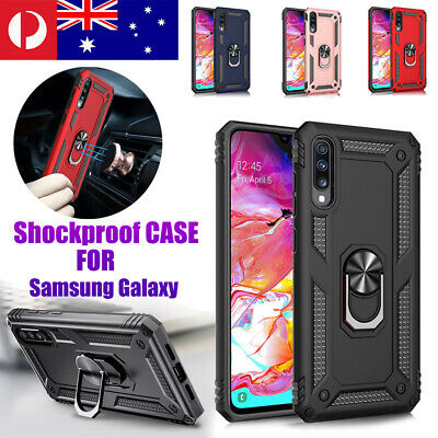 Heavy Duty Shockproof Rugged Case Bumper For Samsung Galaxy A20 A30 A50 A70