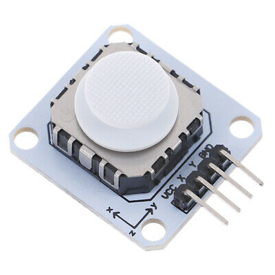 1Pc Dual-axis xy joystick module PS2 analog thumb joystick module for arduino WU