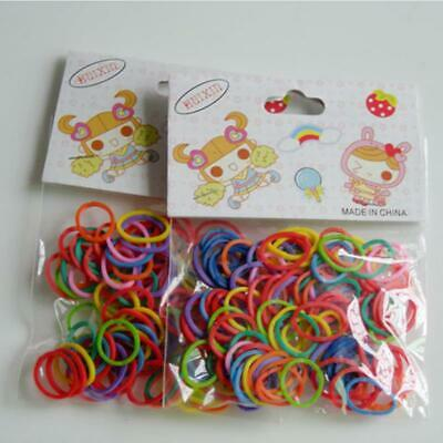 100pcs/Bag Newest Colorful Pet Beauty Supplies Dog Grooming Rubber Band Pet