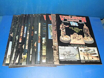 Verlinden Modelling Magazines Select From Back Issues